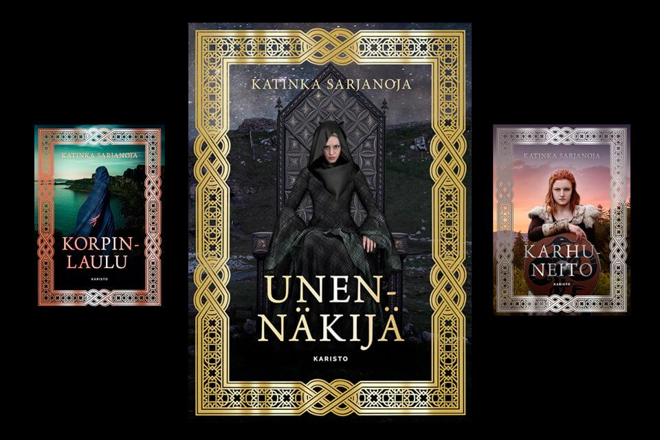 Katinka Sarnaojan trilogian päätös