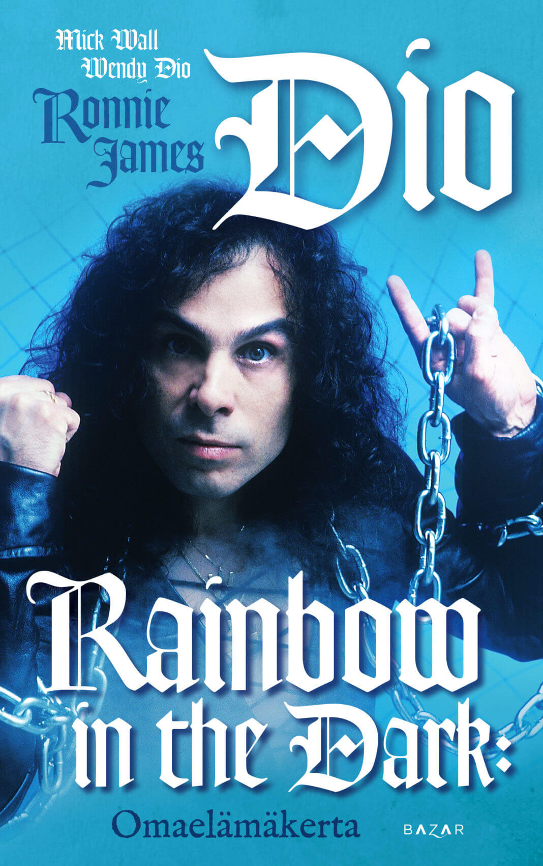 Kirja Ronnie James Giovanni Padanova