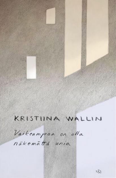 Kristiina Wallinin ensiromaani