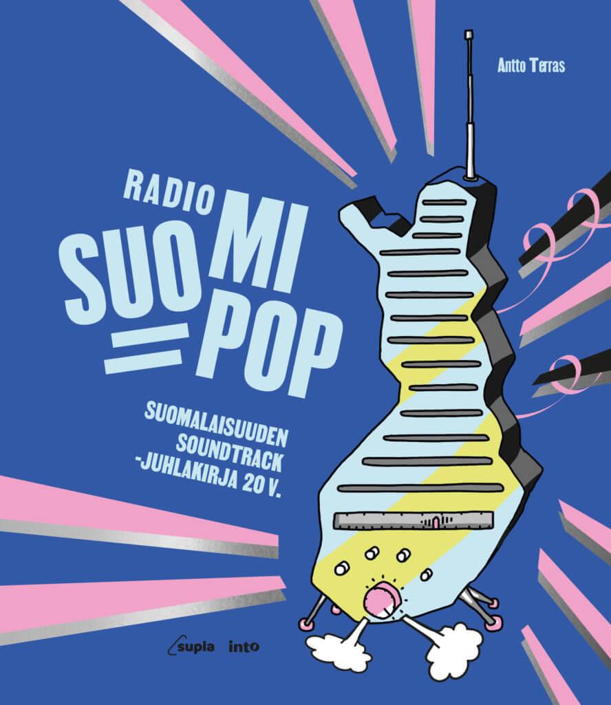 Radio Suomi Popin juhlakirja